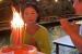 유세윤의 아내 생일 케이크